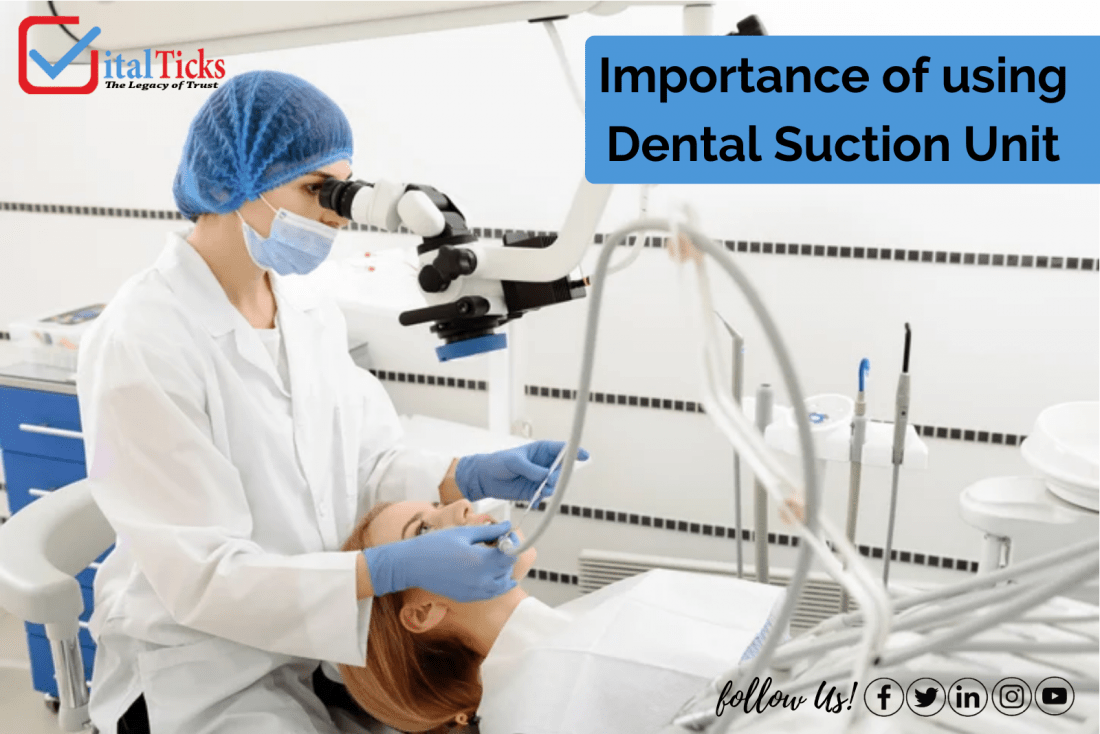 Suction Unit: Making dentistry easy!