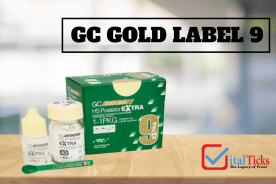 Luting and Lining Ionomers - GC Gold Label 9 Posterior Restorative