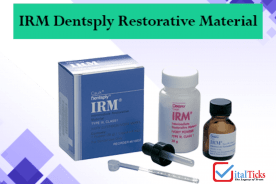 Know more about Dentsply Intermediate Restorative Material (IRM)
