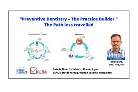 Preventive Dentistry  The Practice Builder By Dr. M S Muthu