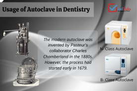 Importance of Autoclave in the field of Dentistry