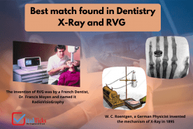 Best match found in Dentistry: X-Ray and RVG