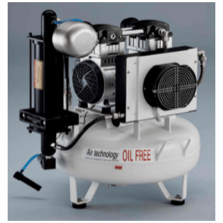 Confident Air Free Oil Compressor 1.5 Hp