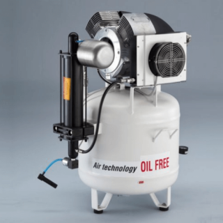 Dental Airotor Air Compressor 2 HP with DURR