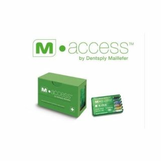 Dentsply M-Access K-Files