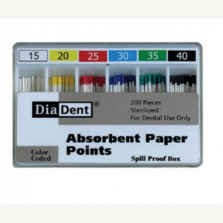 Diadent Paper Point