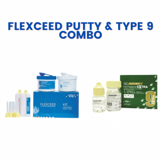 Gc Flexed Putty & Type 9 Combo