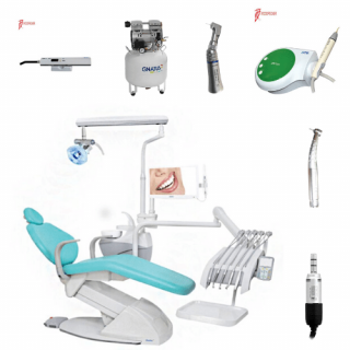 Gnatus G3+ Dental Chair Package