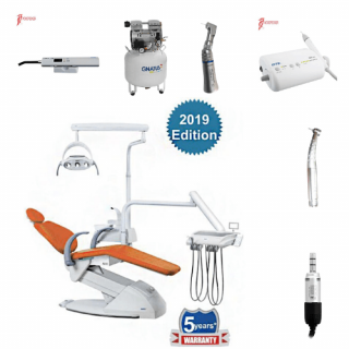 Gnatus S200 F Standard Dental chair Package
