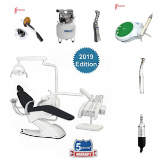 Gnatus S 400 Super Luxury Dental Chair Package