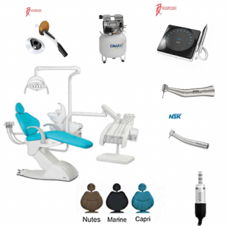 Gnatus S 500 H Premium Dental Chair Package