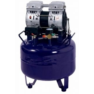 IDM Dental Air Compressor 0.75 HP (Oil Free)