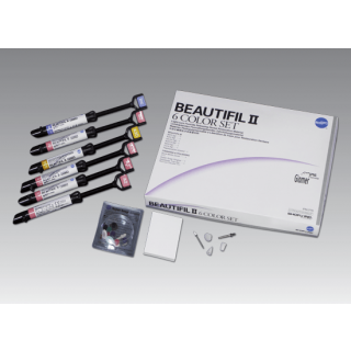 SHOFU Beautifil II Composite Kit