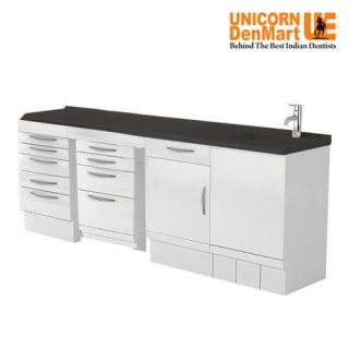 Unicorn Denmart Straight Dental Cabinet
