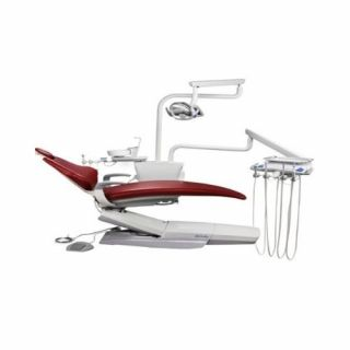 DCI Dental Chair Edge with Hanging Delivery Unit