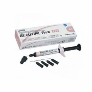 Shofu Beautifil Flow F02 2g Syringe